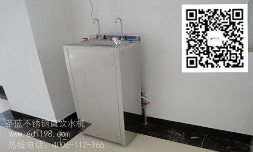 学校不锈钢饮水机安装实例图图片
