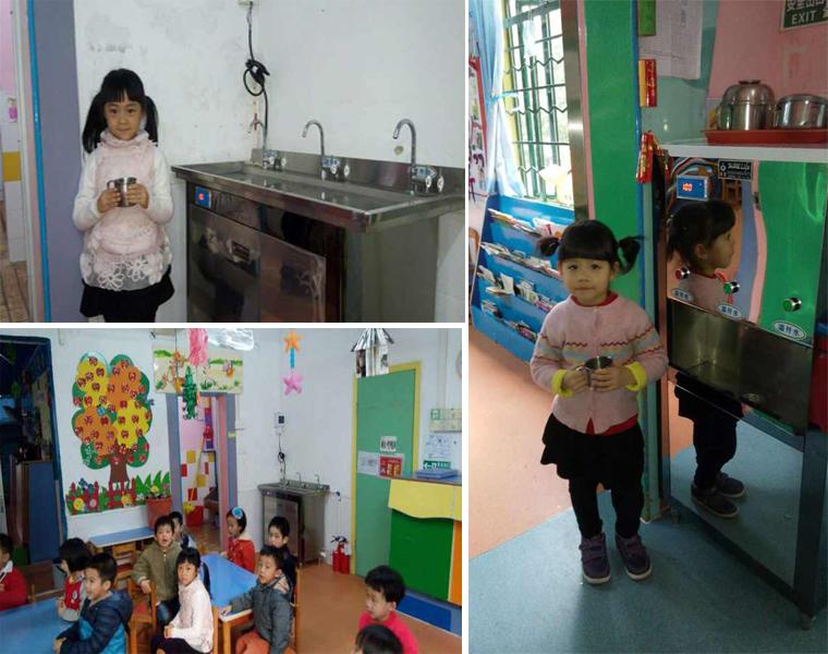 幼儿园饮水机案例
