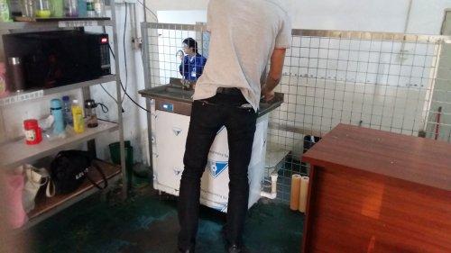 家用饮水机安装步骤图